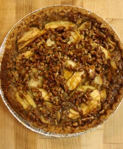 Apple-Pecan Pie